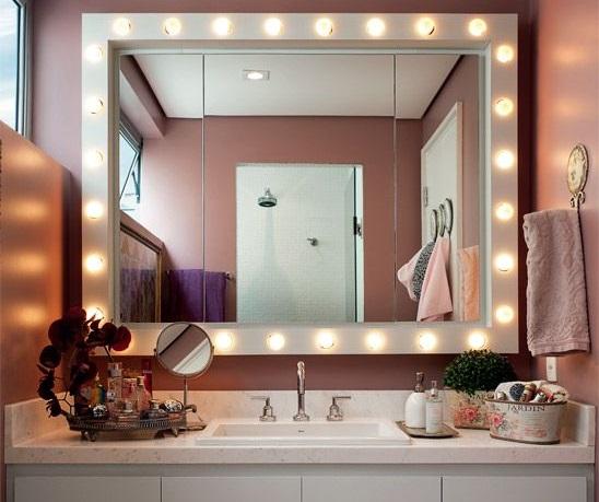 dicas de como iluminar o banheiro