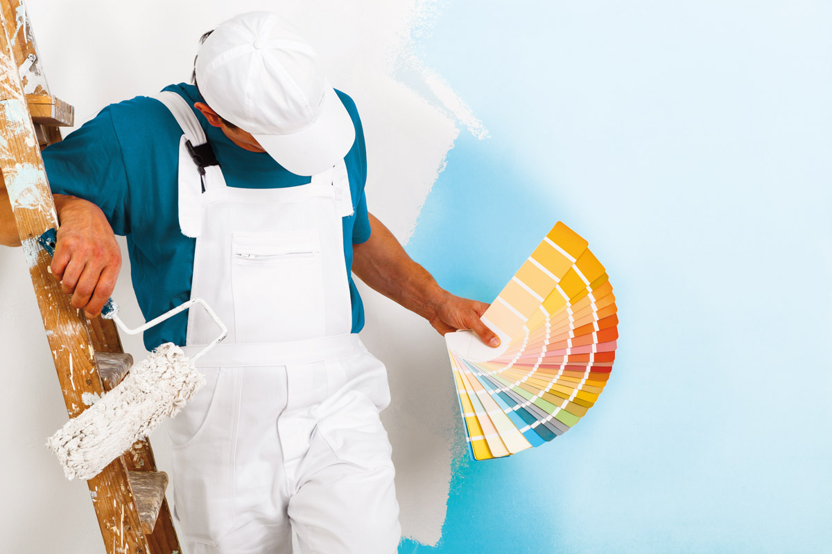dicas para pintar paredes
