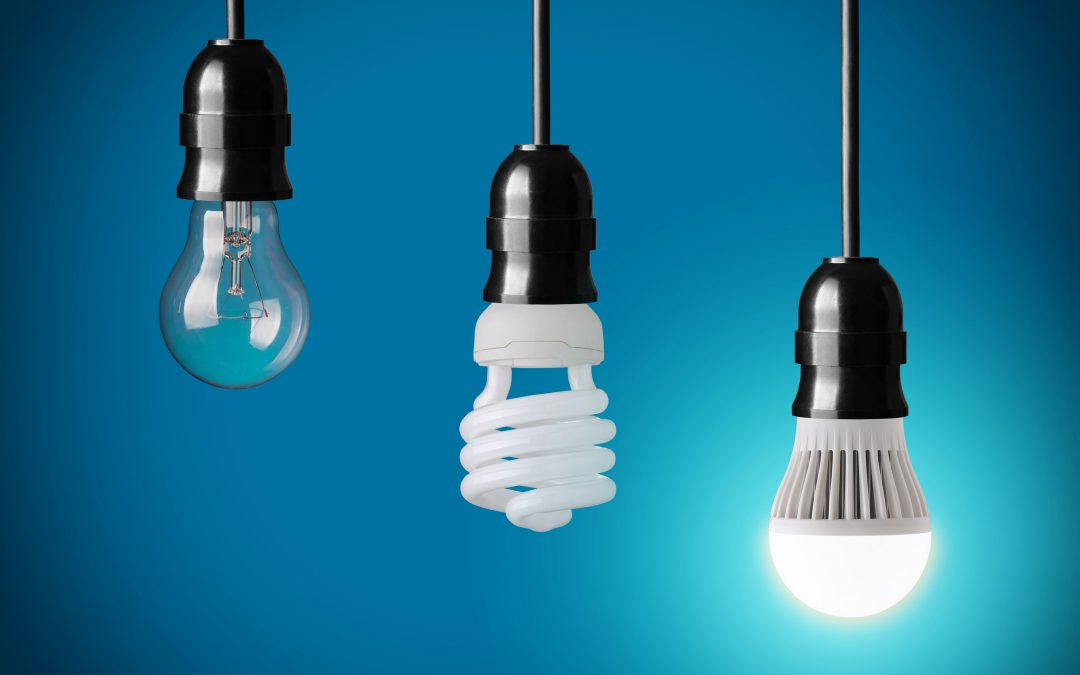 calcular economia com LED
