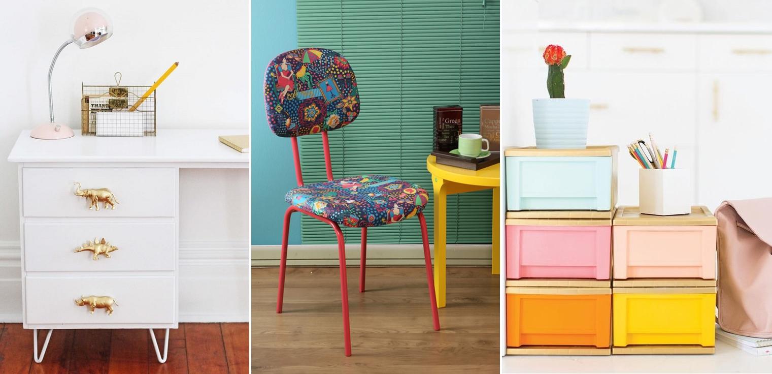 renovar móveis sem gastar muito