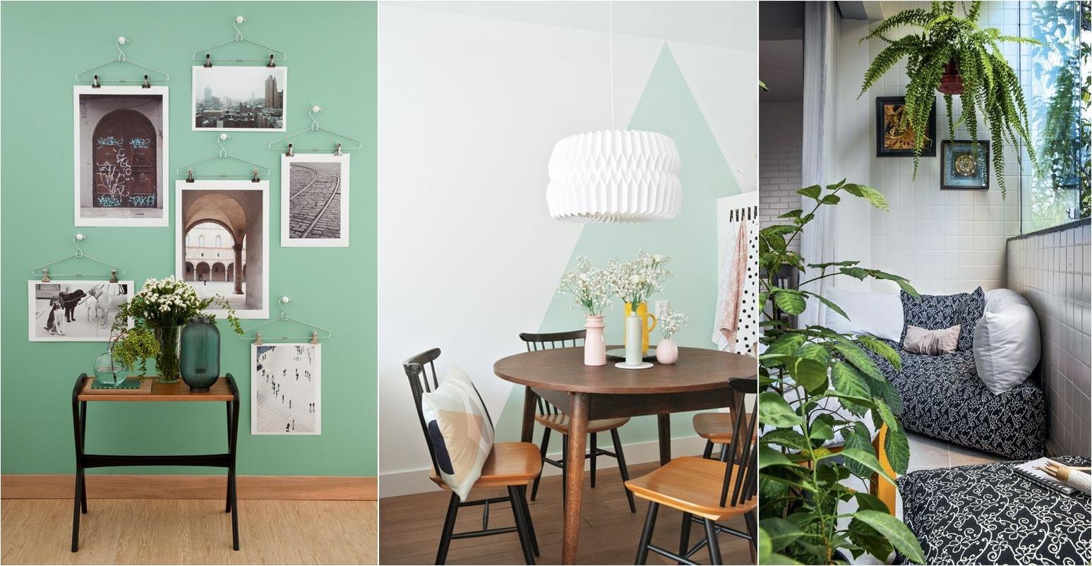 como decorar apartamentos alugados capa