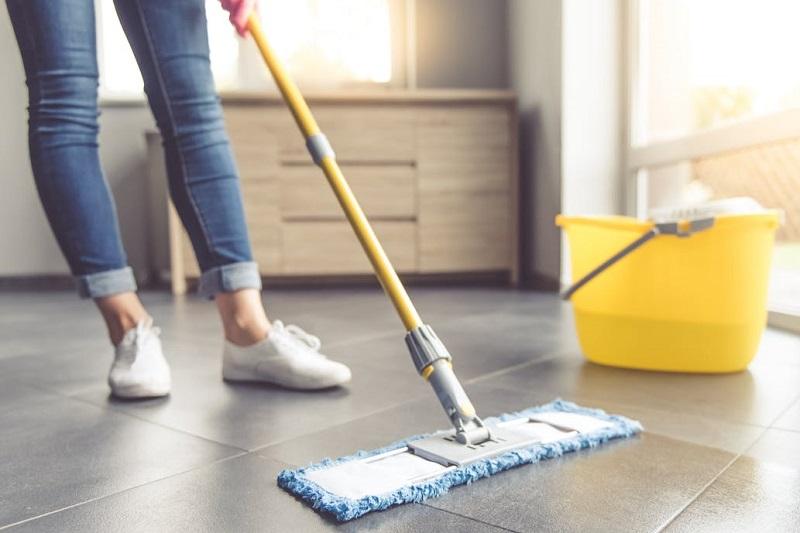 tipos de MOP de limpeza
