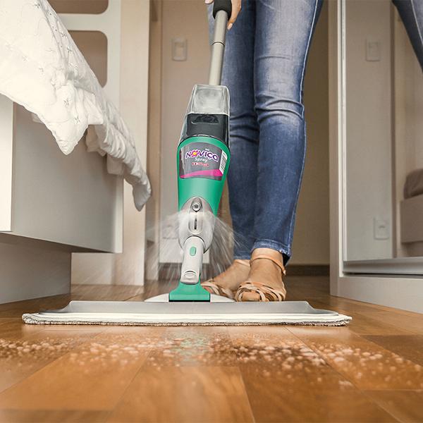 casa livre de poeira mop de limpeza