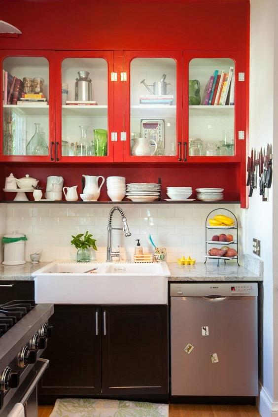 cores das paredes cozinha