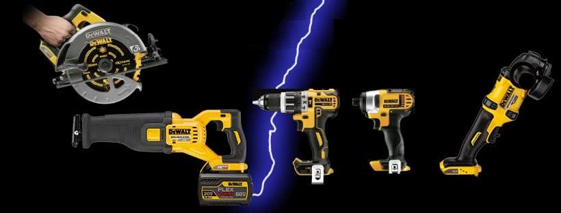 ferramentas elétricas dewalt thony