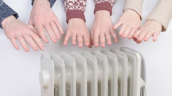 como usar aquecedor forma correta