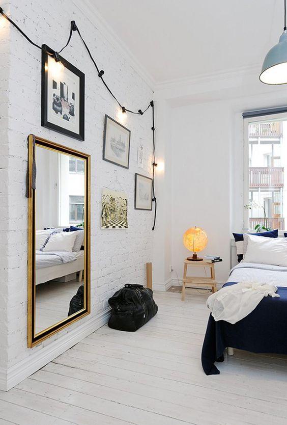 iluminação residencial dormitório