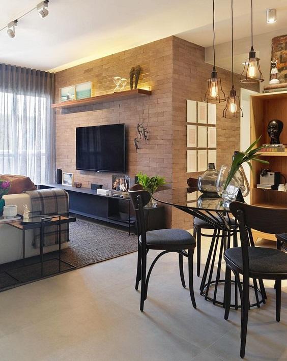 iluminação residencial sala