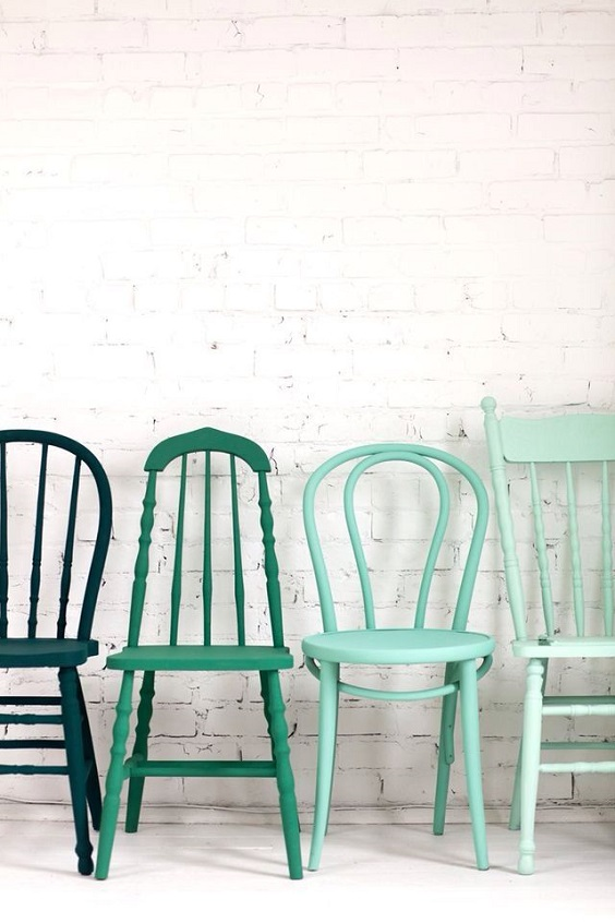 neo mint cadeiras
