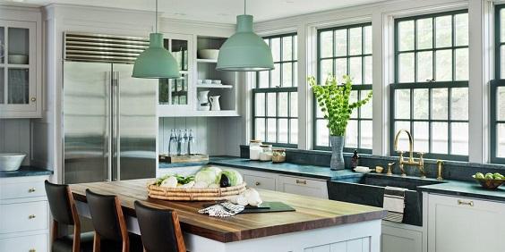 iluminação da cozinha pendentes grandes