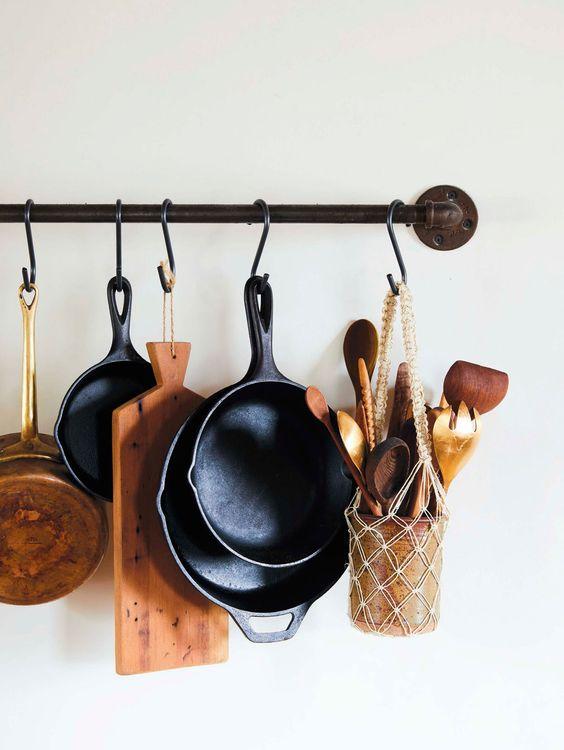 cozinhas ideias apartamento pequeno