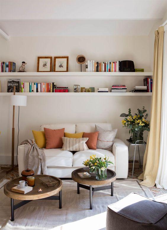 ideias decor apartamento pequeno