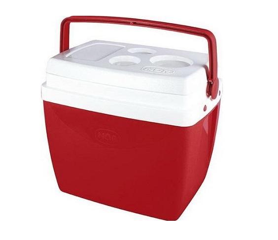 caixa térmica com alça