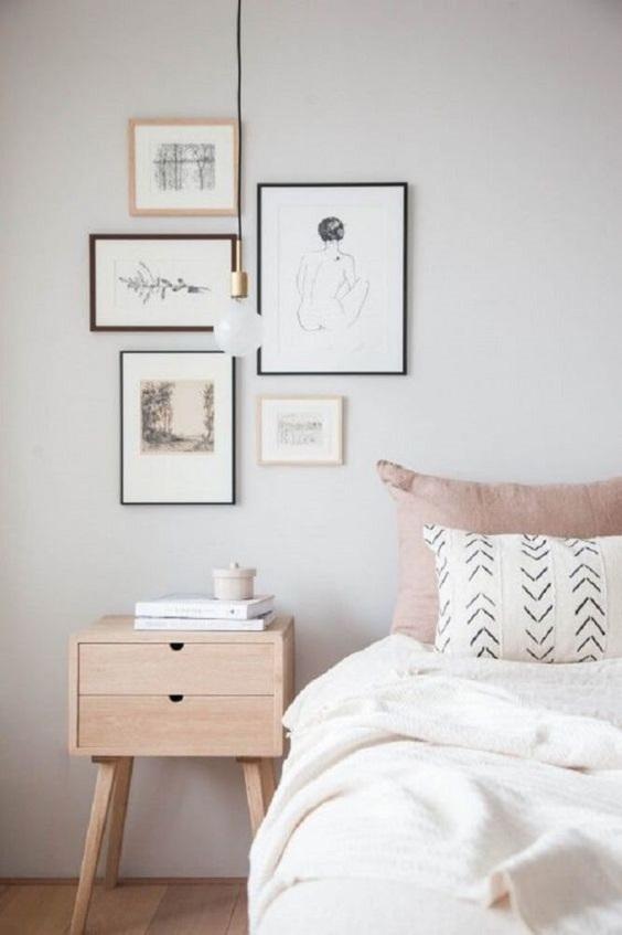 10 espaços pequenos melhores cores