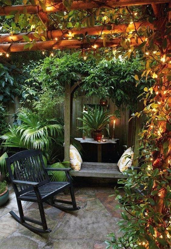 ideias para decor quintal pequeno