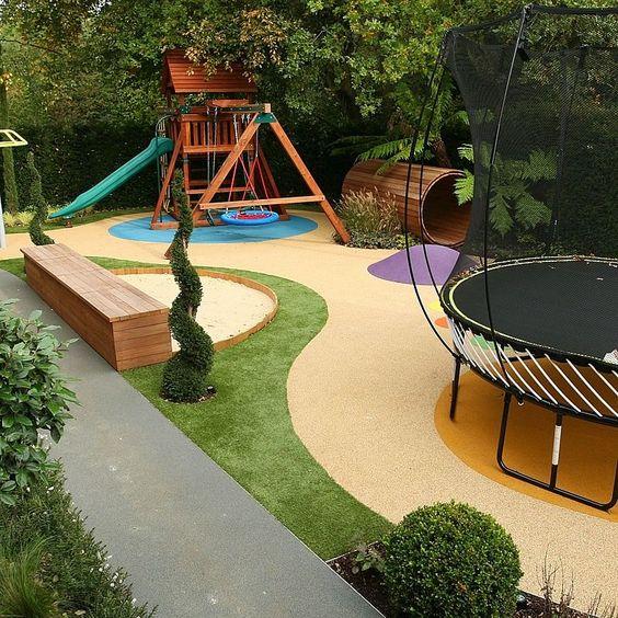ideias quintal pequeno play