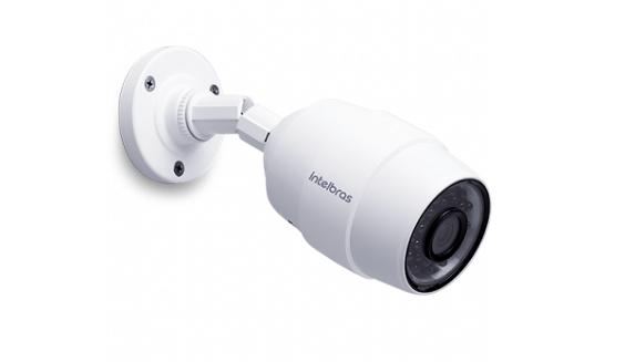 câmera de segurança wi-fi HD intelbras ic5