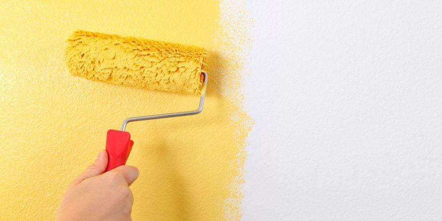rolo de pintura dicas