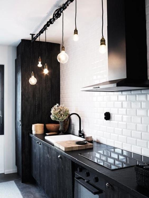 dicas iluminação cozinha
