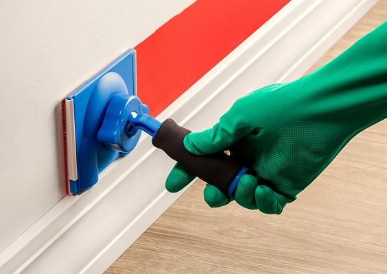 pad para pintura com cabo ajustável