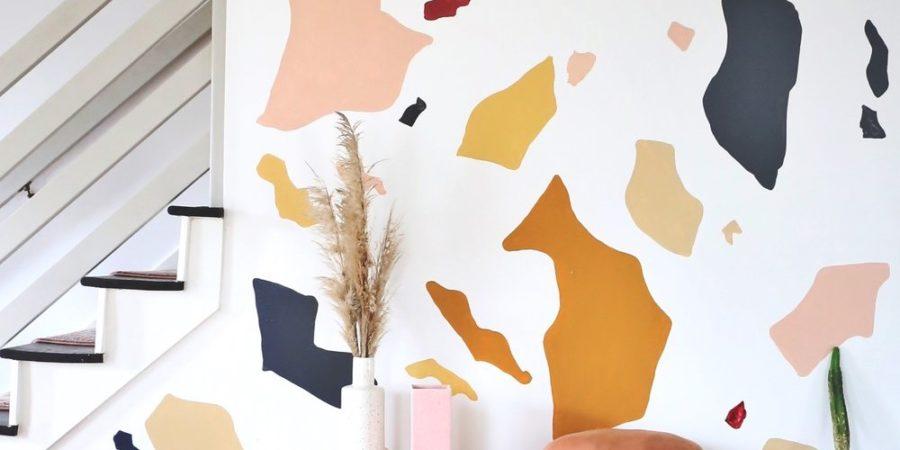 mural de parede como pintar