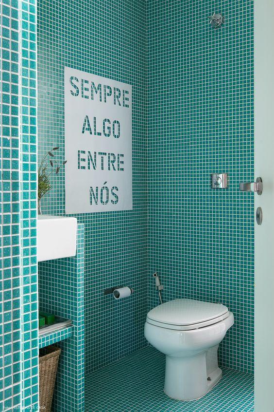 pastilhas banheiro e piso