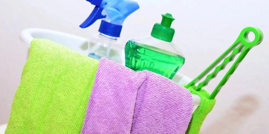 5 dicas de limpeza para afastar o coronavírus de casa