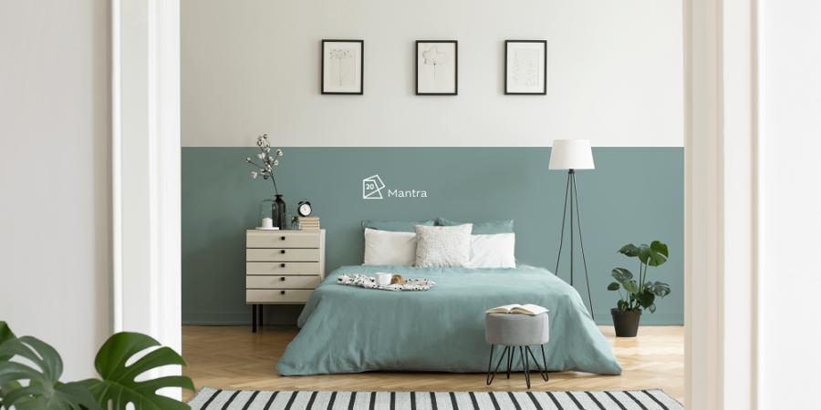melhor cor para pintar o quarto