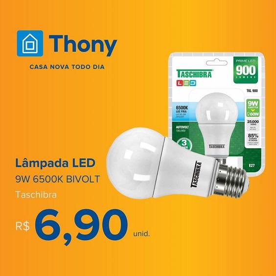 ofertas em lâmpada de LED