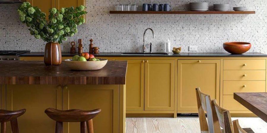 armários pintados dicas renovar a cozinha