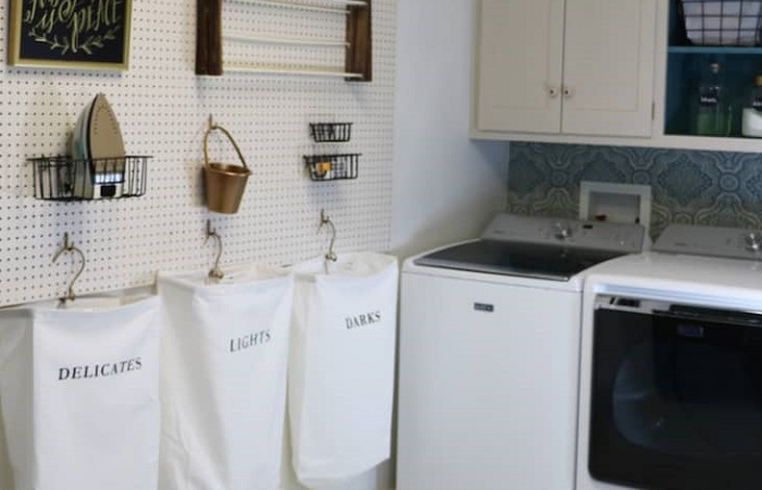 organizar lavanderia dicas