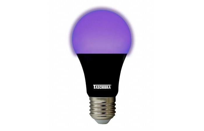 Lâmpada LED Luz Negra