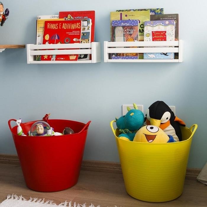 cestos para brinquedos