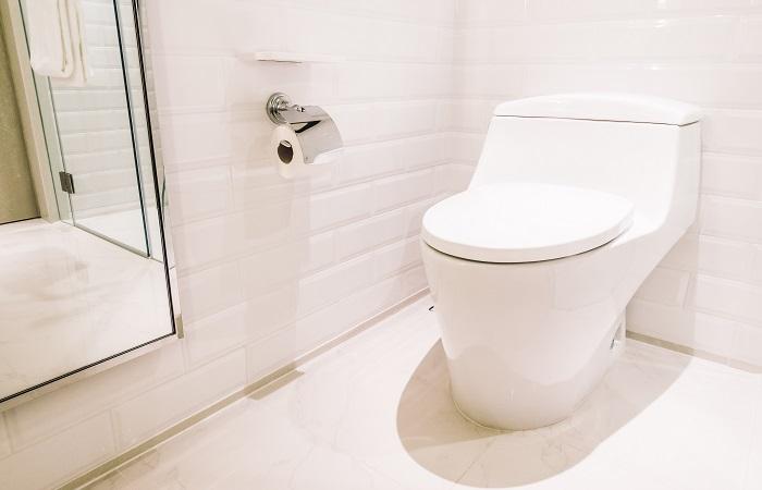 barra de apoio para banheiro