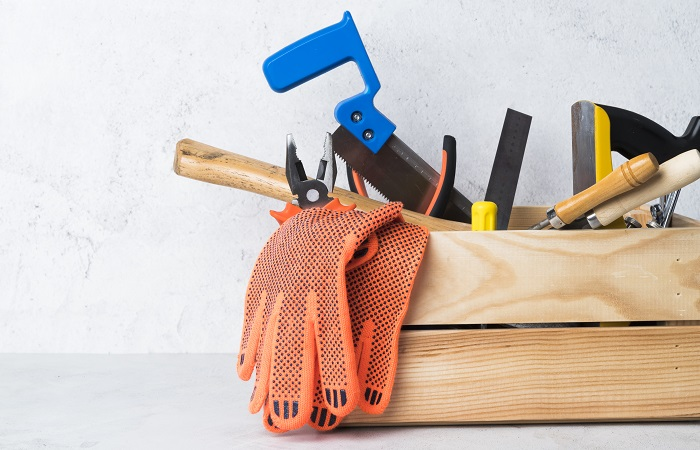 ferramentas para se ter em casa