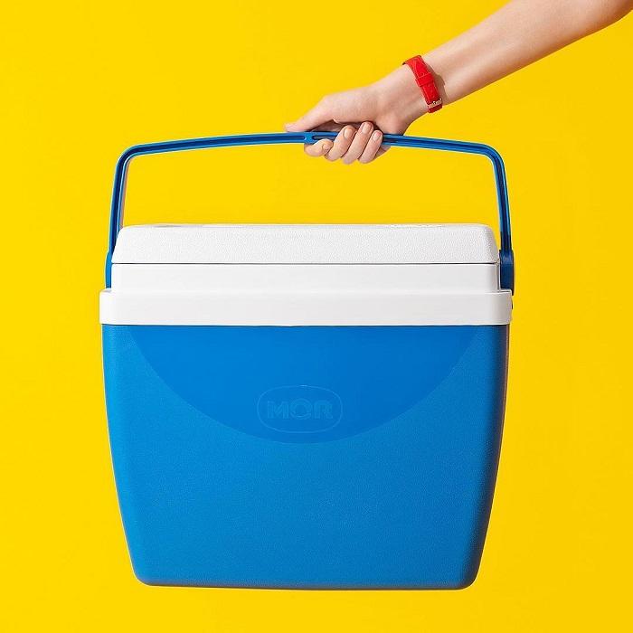 caixa térmica MOR