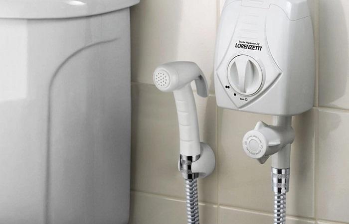 instalar ducha higiênica em casa