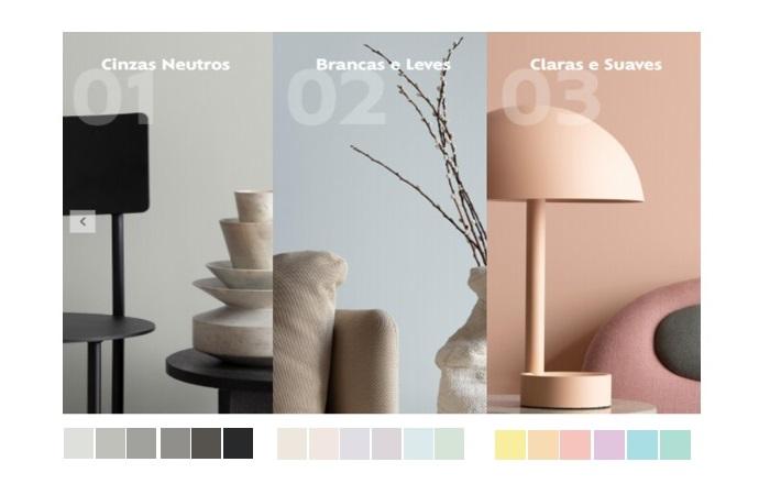 como escolher a cor da parede novo leque de cores suvinil