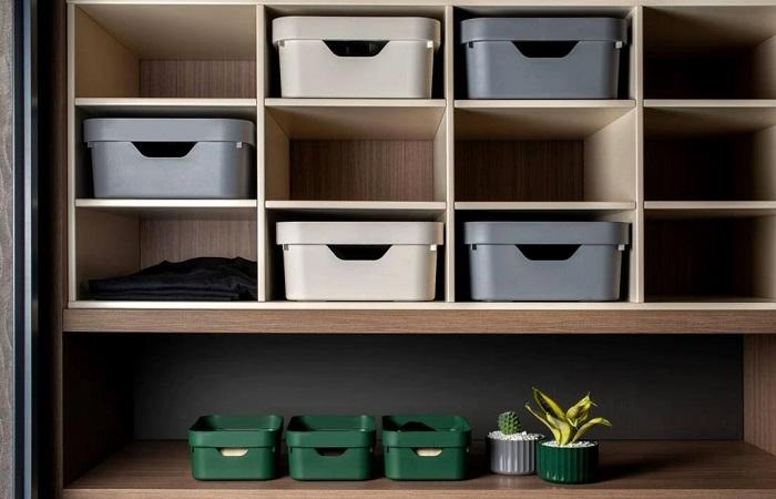 caixas organizadoras cube